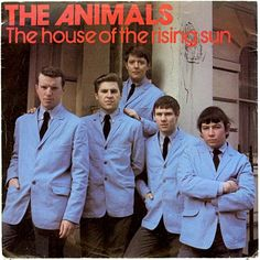 The Animals - The House Of The Rising Sun - Lançamento 1964