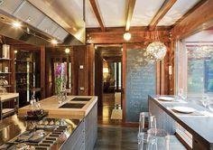 Pagano System-KItchen System Kitchen, Pagan Fashion, Home Kitchens, Shabby, Bathtub, Interior Design, Cool Stuff, Wood, Style