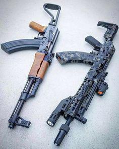Post on gun-porn Ninja Weapons, Weapons Guns, Airsoft Guns, Guns And Ammo, Shotguns, Revolvers, Ak 47 Tactical, Tactical Firearms, Armas Ninja