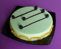 Torta more yogurt limone menta Mousse, Yogurt, Cake, Sweet, Desserts, Blog, Mint, Candy, Tailgate Desserts