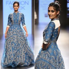 Ileana D'Cruz in Rahul Mishra. | Here Is What 16 Of Your Favourite Celebrities Wore To The Lakmé Fashion Week 2016