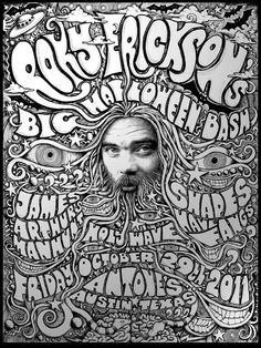 Roky Erickson - Shapes Have Fangs - Holy Wave by  Mishka Westell