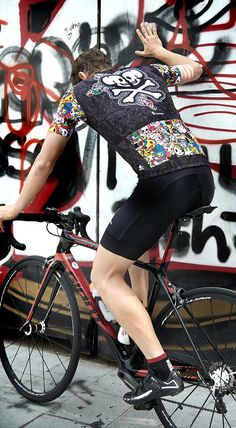Limited edition Tokidoki ® jersey anatomically cut and also sporty. It s a  made of a e8711f539