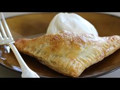 ▶ Beth's Easy Apple Turnovers (Thanksgiving Collaboration!) - YouTube