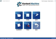 """http://www.usefultoolformarketers.net/2015/09/kontent-machine-download.html     We are introducing a software application that is called """"Kontent Machine"""". It allows you to generate unique, admissible and SEO-Optimize content. It will improve your website's rank in search engines from link building strategy. Kontent Machine has its unique quality of link building tools that make it so popular among the internet marketer. It is one of the best choices for building backlinks to…"""