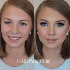 Love this Pageant/Event Makeup by @Jadeywadey180 Want this stunning flawless look for your clients and you? A great investment that gives back even more is the Eve Pearl #HDProPalette . This Pic Reveals why Pro #Makeupartists choose Eve Pearl, www.colourrushbeautycenter.com helping you be your best #CRBC