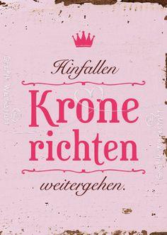 Krone richten - Notizhefte - Grafik Werkstatt Bielefeld