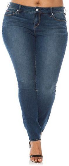 Plus Size Women s Slink Jeans  The Skinny  Stretch Denim Jeans Women s Plus  Size Jeans 728eabf4eb