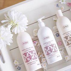 Ziaja Cashmere & Argan / by violetfleur Gift List, Body Lotion, Cashmere, Shampoo, Meet, Gifts, Beauty, Goat Milk, Shower Gel