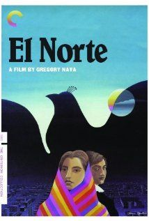 ON HULU PLUS.  El Norte (1983).  Brother and sister Enrique and Rosa flee persecution at home in Guatemala and journey north, through Mexico and on to the United States, with the dream of starting a new life.