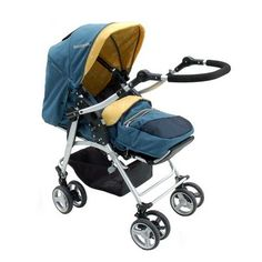 '06 Bumbleride Flyer was my first reversible stroller.  Loved the features but hated the push.  Owned it for about a year and sold it in Chicago, broke even.