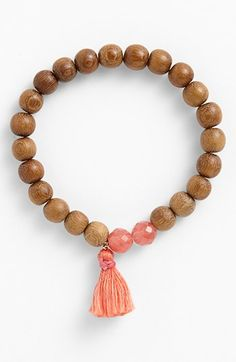 Dogeared 'You are a Gem' Boxed Stretch Bracelet | Nordstrom
