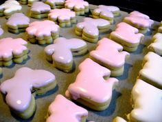 Môj sladký život v Koláčikove: Amandine cukrové sušienky Sugar, Cookies, Desserts, Blog, Crack Crackers, Tailgate Desserts, Deserts, Biscuits, Postres