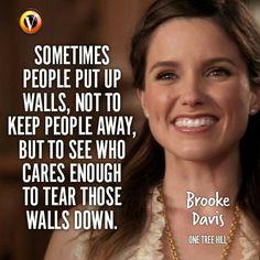 #OneTreeHill - #BrookeDavis