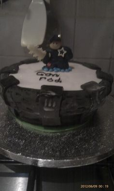 A Skylanders cake from our Facebook fan Tom! Thanks for the submission! Use the hashtag #SkylandersCake and maybe we'll repin yours!
