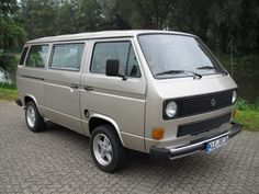Volkswagen Transporter T3 Caravell Vanagon GL