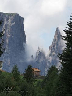 Scilar Alps by andreaastrologo 4reigndestinations.tumblr.com #Travel #Mountains