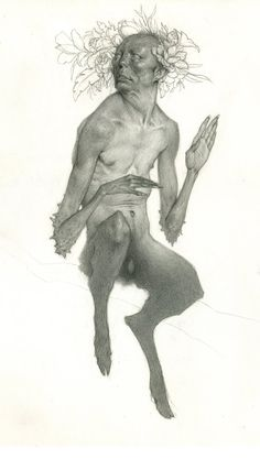 Satyr by Jeremy Enecio (http://jenecio.blogspot.com.es/search?updated-min=2011-01-01T00:00:00-08:00&updated-max=2012-01-01T00:00:00-08:00&max-results=17)