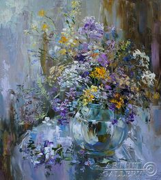 Oksana Art    #Still life   #Autumn bouquet