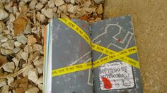 Destroza Este Diario. •CRIME SCENE DO NOT CROSS• 070517.