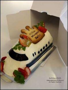 新幹線 ケーキ - Google 検索
