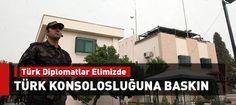 Işid Açıklama Yaptı Türk Diplomatlar Elimizde
