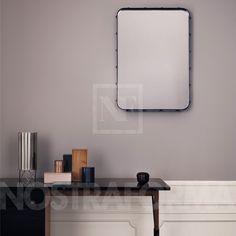 Gubi Adnet Rectangulaire mirror » modern and contemporary lighting fixtures, chandeliers & furniture » NOSTRAFORMA.