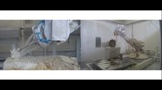 Stereotomy of Wave Jointed Blocks  This video has been accepted to be presented at Rob|Arch 2016 (www.robarch2016.org) through the Rob|Arch 2016 Call for Videos.  Authors: Simon…