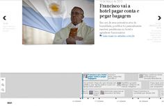 Os 100 primeiros dias do Papa