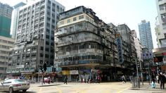 Hong Kong Cartography: Read: Hong Kong Corner Houses