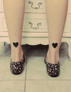 more hearts on legs