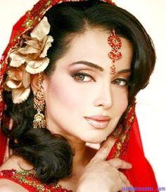 Indian Wedding Hairstyle