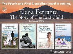 Elena Ferrante Fourth Neapolitan novel