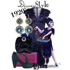 """Disney Style : Yzma"" by missm26 on Polyvore"