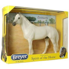 Breyer Animal Creations Breyer Traditional Series Model Horse: Snowman (Show Jumper) Equestrian Outfits, Equestrian Style, Snowman Horse, Bryer Horses, Types Of Horses, Thing 1, Show Jumping, Horseback Riding, Horse Riding