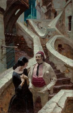 View City of temptation, story illustration by Dean Cornwell on artnet. Browse upcoming and past auction lots by Dean Cornwell. American Illustration, Illustration Artists, Traditional Paintings, Traditional Art, Dean Cornwell, Portraits, Art History, Illustrators, Oil On Canvas