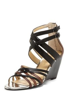 Mezmerize Wedge Sandal by Enzo Angiolini on @HauteLook
