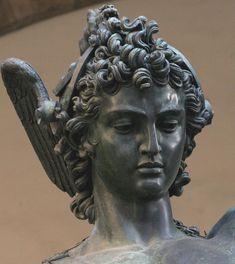 Cellini, Perseua and Medusa, detail Perseus Und Medusa, Maria Alice, Greek Statues, Ancient Romans, Greek Mythology, Tattoo Designs, Tattoo Ideas, Sleeve Tattoos, Renaissance
