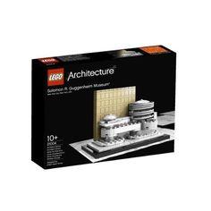 LEGO Architecture Solomon R. Guggenheim Museum (21004) by LEGO Architecture