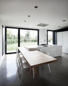 Quartz kitchen by TM Italia Cucine