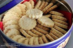 Reteta Biscuiti shortbread din categoria Dulciuri diverse