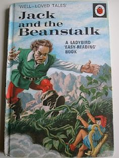 Title: Jack and the Beanstalk Author: Unknown Summary: A poor boy, Jack, and his mother live in a forest, and have an exciting adventure with a giant. Connection: PPA (Alliteration)