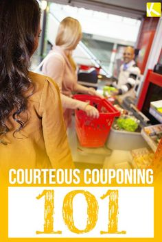 Courteous Couponing 101
