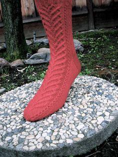 Ravelry: Frodo Socks pattern by Claire Ellen