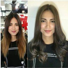 Hair makeover.. BEFORE & AFTER #HAIRDOCTOR #ORBELIFICO  Viber/call/sms  09178505248/09088117186/09154277408  #CelebrityHairstylist #Dreamhair #achieved #Signaturetone #Brazilianblowout #Permanentblowdry #Digiperm #Keratin #Haircolor #Hairoftheday DREAMHAIR  #Thanksgodforeverything #gorgeous #beautiful #Fashionista #Ootd #Health #Dreamhouse #Shoes #Dreamcar #Roadtrip #Nice #Vacation #Follow #Followback #Work #enjoy #travel #nice  @hairshaftsalon @hairshaftglorietta @hairshaftpodium…