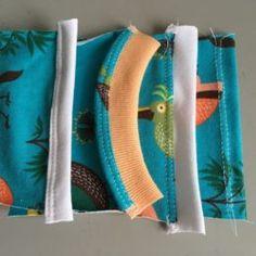 Látkový košík - návod na ušití Sewing, Dressmaking, Couture, Stitching, Sew, Costura, Needlework