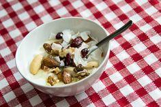 power breakfast - my favourite