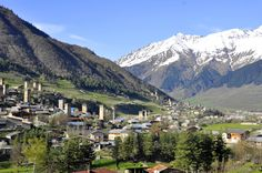 Our first impressions of Georgia – picturesque and hidden Svaneti