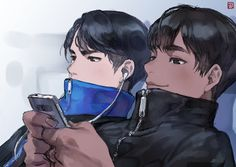 yuri on ice, phichit chulanont, and lee seung gil image