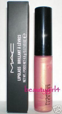 MAC Nymphette lipglass reviews - Makeupalley mobile